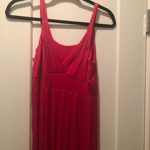 Pink Maxi Dress by Loveappella